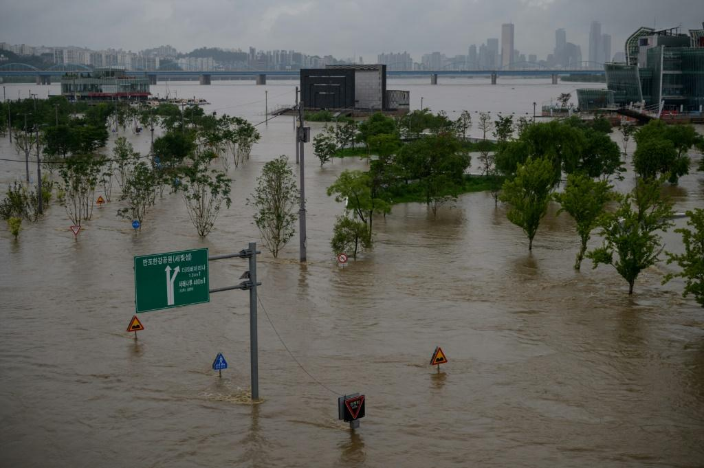 North Korea On Flood Alert As Heavy Rain...