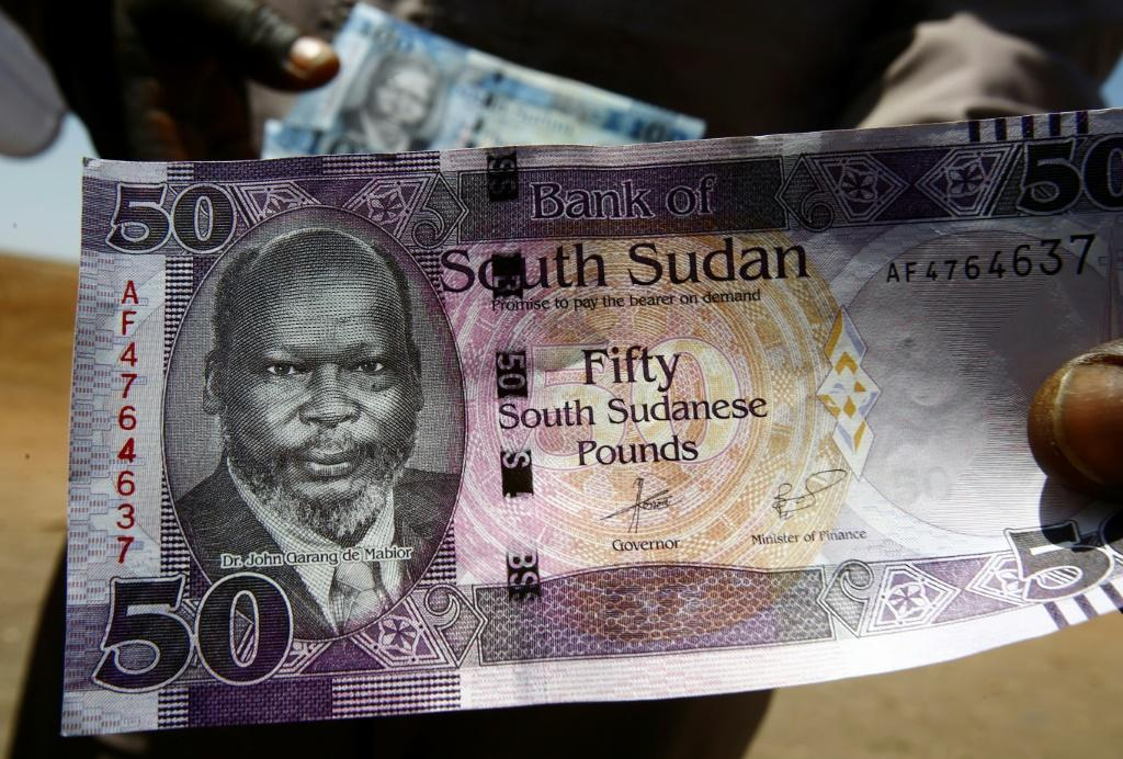 what is the currency of sudan