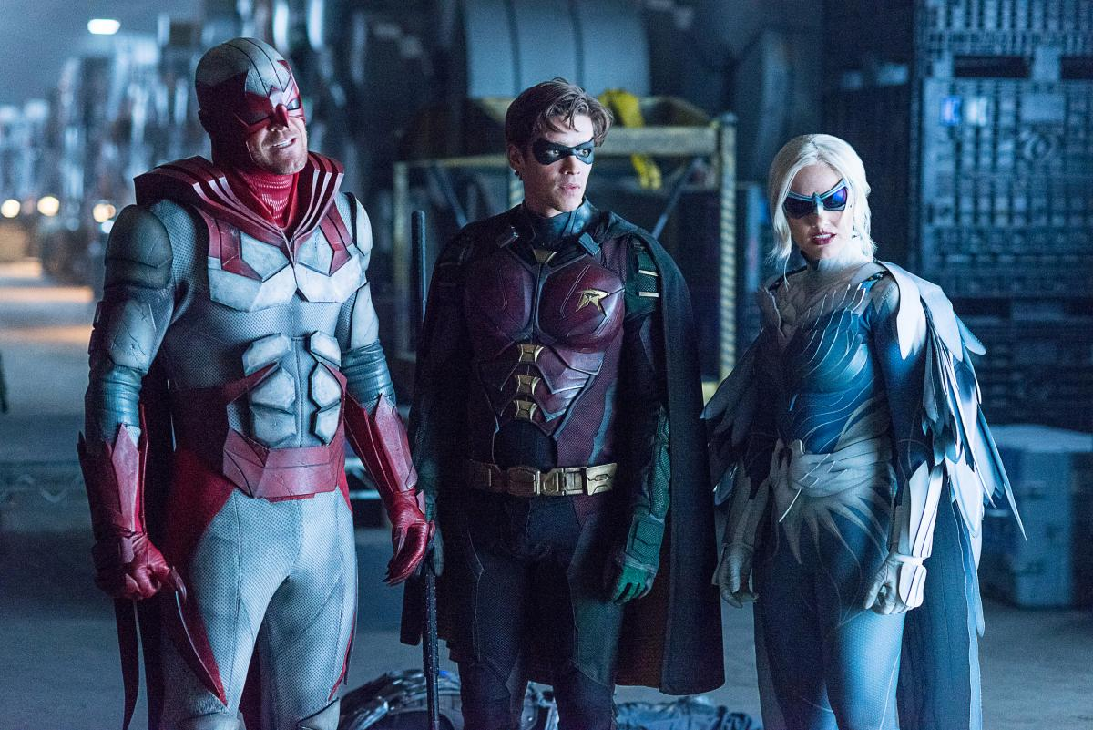 Which DC Universe TV Shows Will Survive? HBO Max Grabs ...