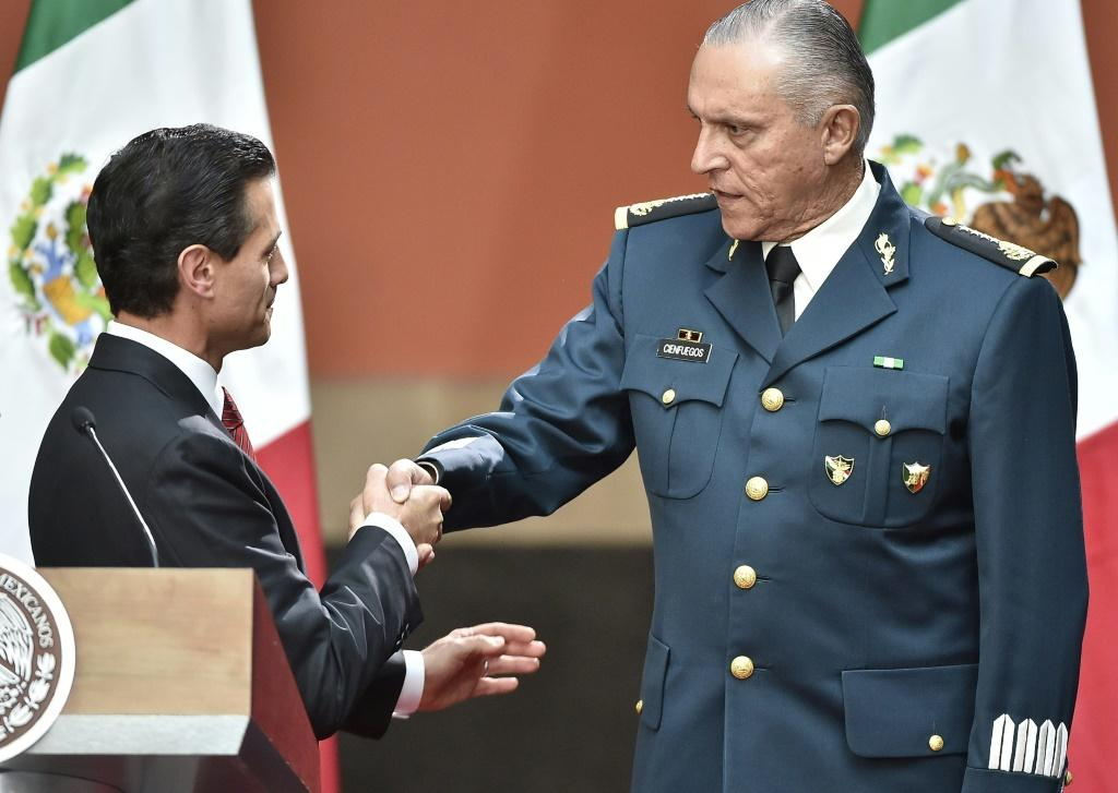 Former Mexican Minister Arrested In California On Drug Charges