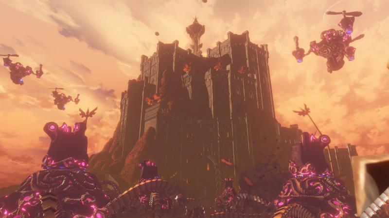 Hyrule Warriors Age Of Calamity Demo Review Plot Gameplay Characters And More