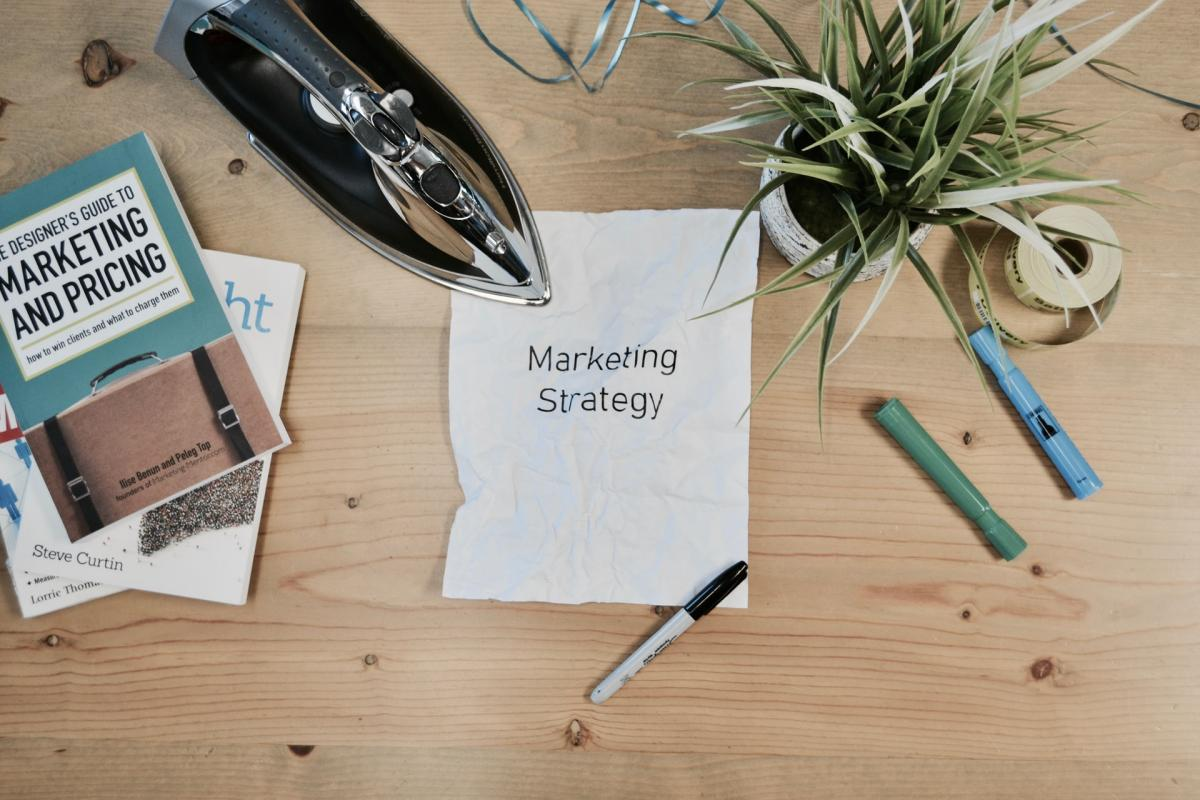 How to Create a Marketing Strategy With Action Steps