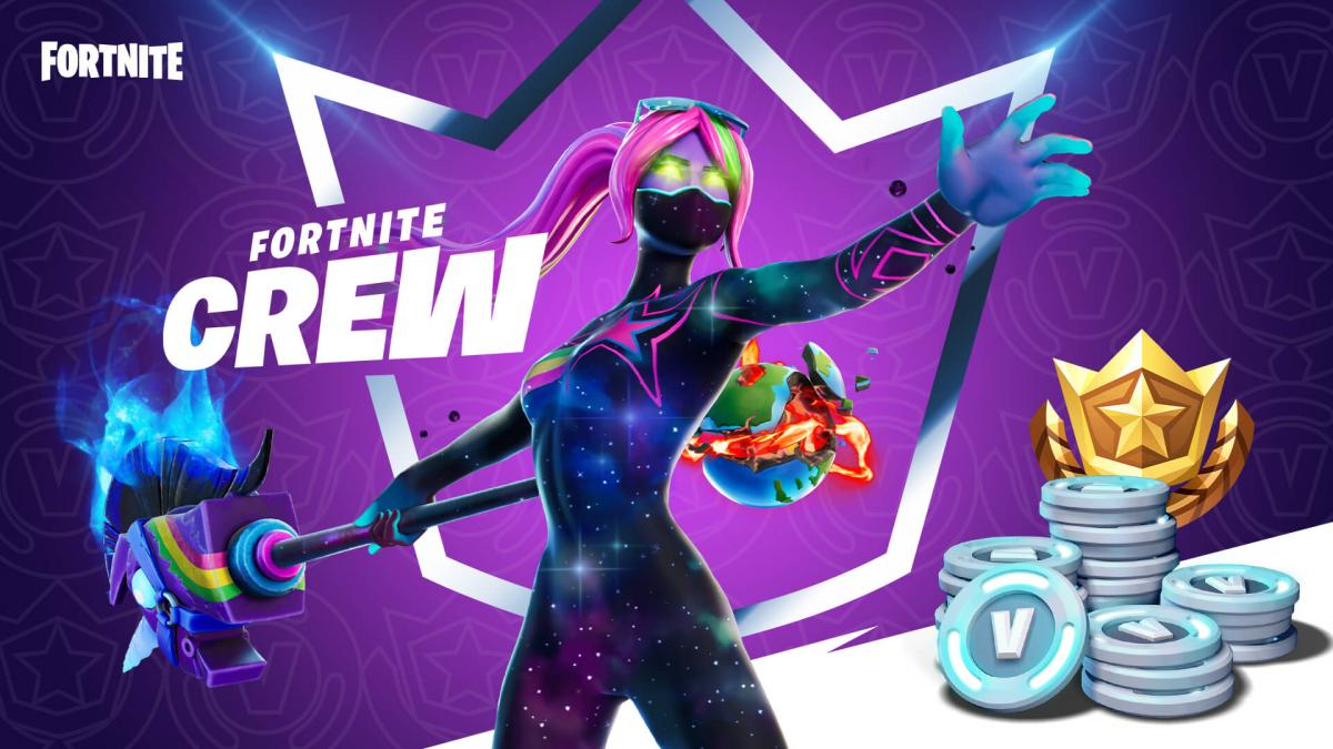 What To Know About Epic Games' New 'Fortnite Crew'
