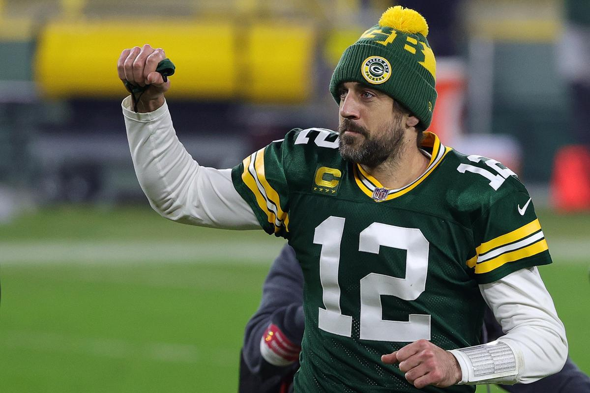 Aaron Rodgers Future With Green Bay Packers Is...