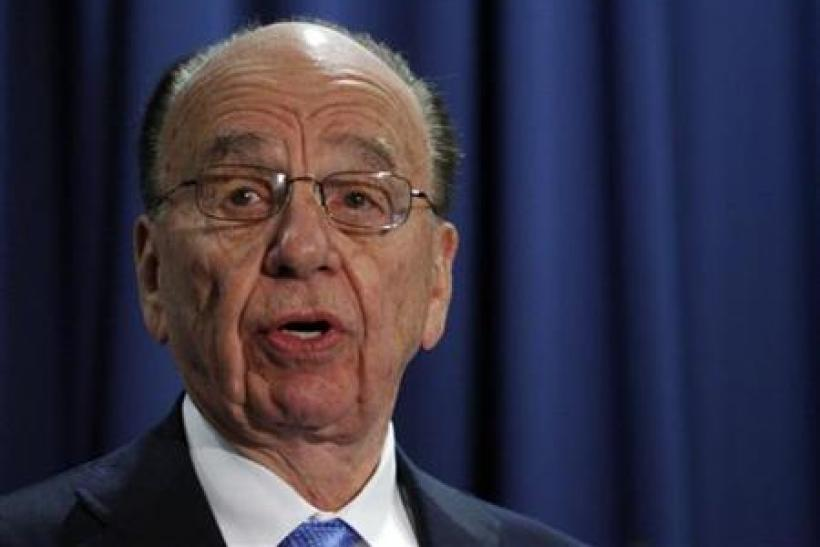 News Ltd Executive Shake-Up Kicks Up Rupert Murdoch to Company Chairmanship
