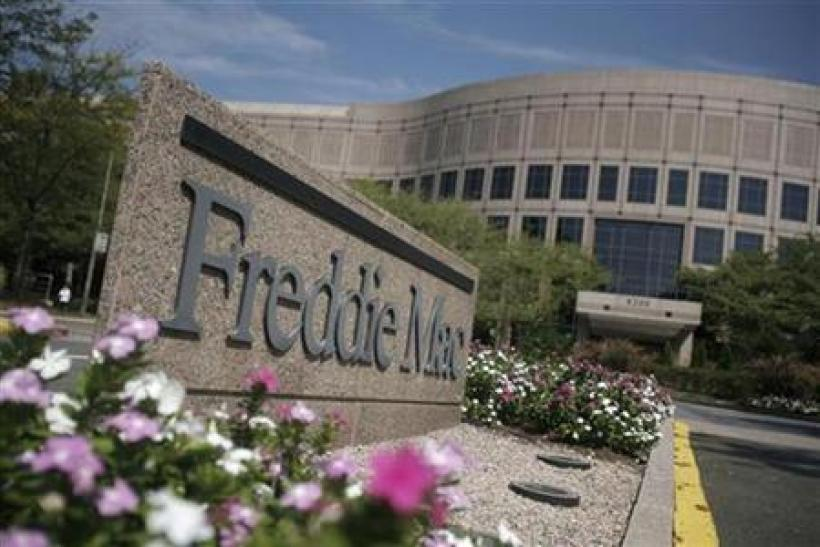 The headquarters of mortgage lender Freddie Mac is shown in Washington