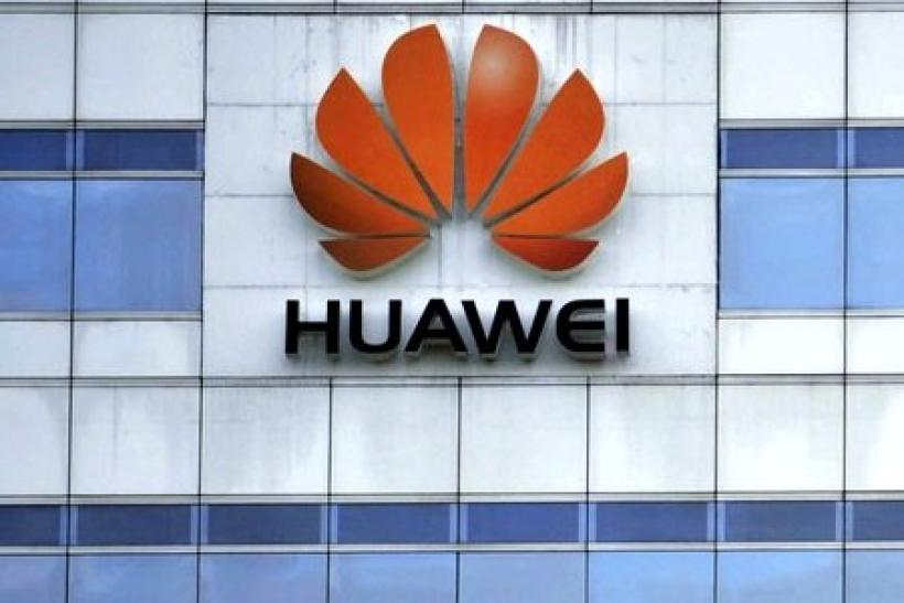 A general view shows the headquarters of Huawei Technologies Co. Ltd. in Shenzhen, Guangdong province
