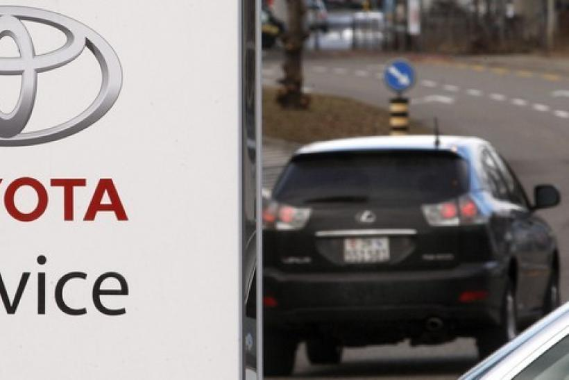 Toyota makes a comeback in quality