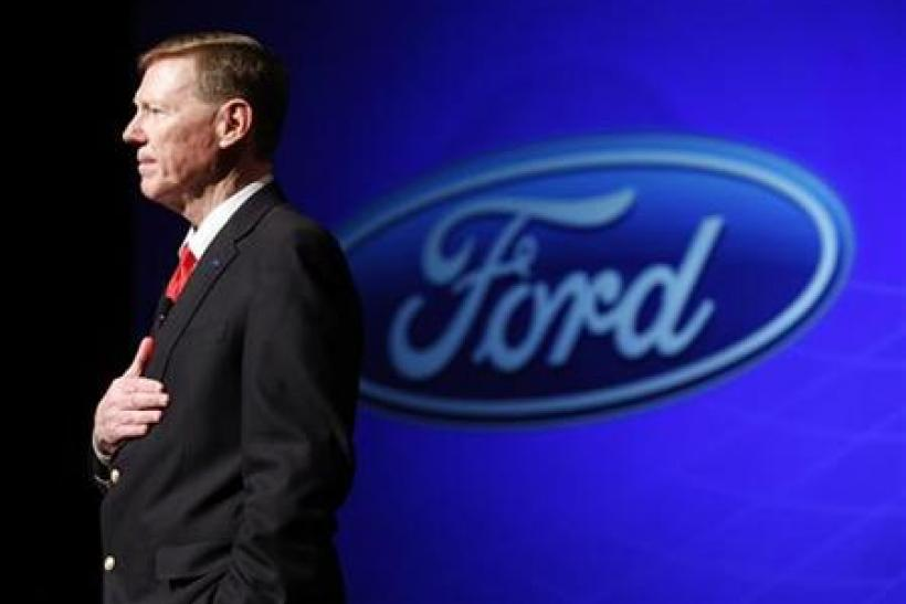 Nearly 1 700 ford employees accept early retirement plan for Ford motor company leadership