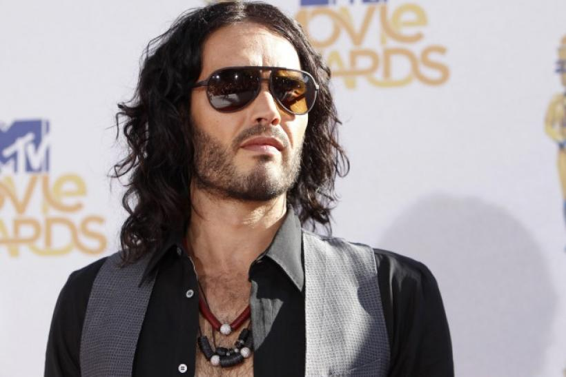 Russell Brand: Famous Celebrities with Bipolar Disorder