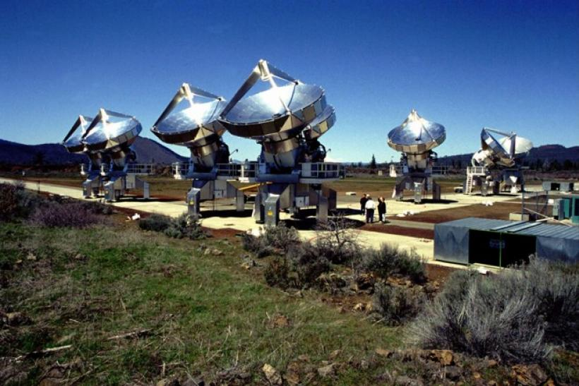 The Allen Telescope Array -- named for Microsoft Corp. co-founder Paul Allen, is designed to seek out signals from alien civilizations.