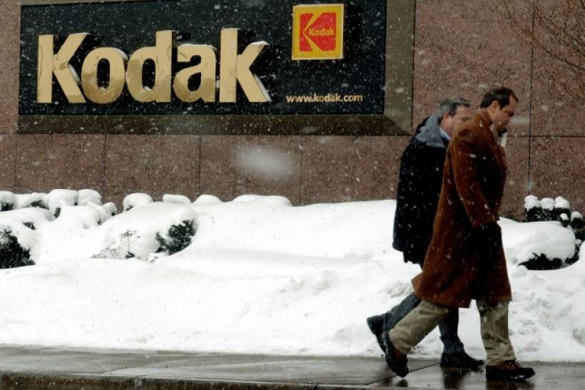 Kodak Share Value Sky-Rockets as Google Patent Acquisition Frenzy Peaks