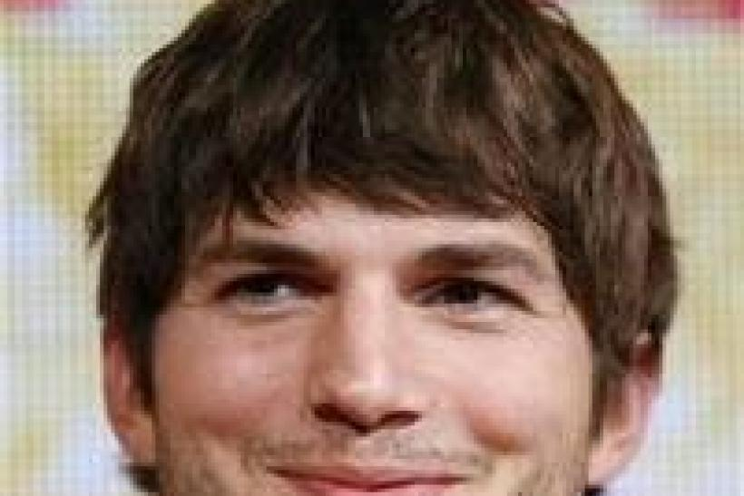 Actor: Ashton Kutcher