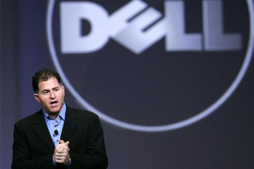 Dell Inc. CEO Michael Dell