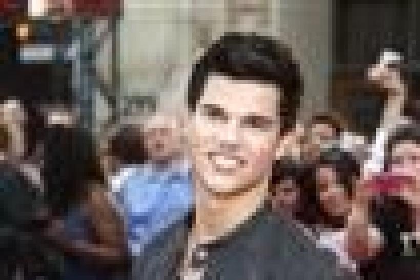 4. Taylor Lautner's Best MTV Quotes
