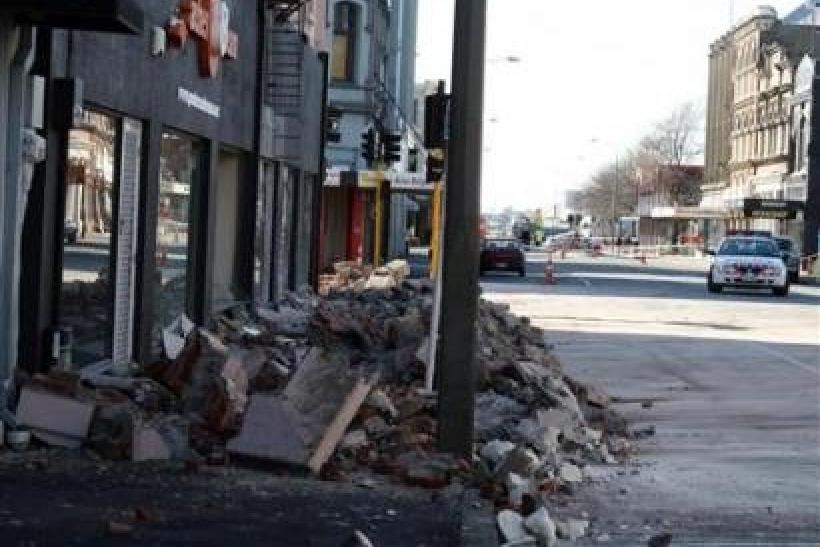 The earthquake that shook Christchurch early this September 2010 has further slashed hopes of higher consumer retail spending in New Zealand.