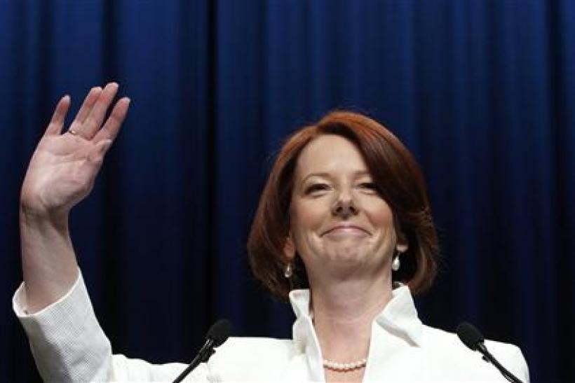 Gillard: Australia will complete its Afghan mission despite US troops cutback