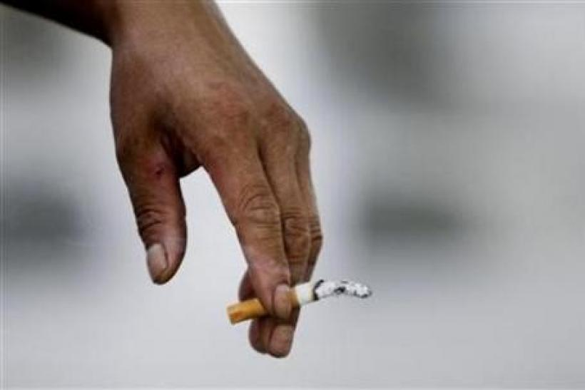 Text Services to Help Teens Quit Smoking