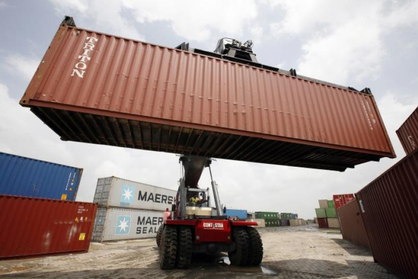 India's exports in November grew 26.5 percent to $18.9 billion compared to the same period a year earlier, a government report said on Monday.