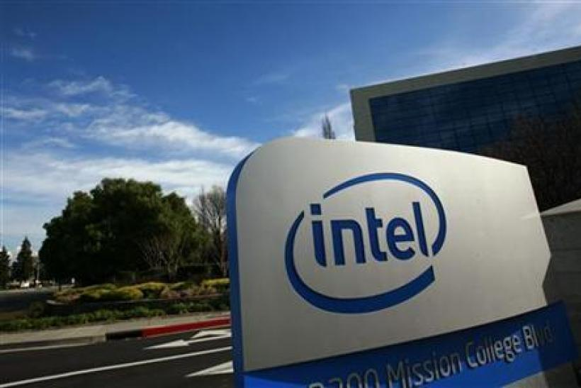 Intel Corp headquarters in Santa Clara