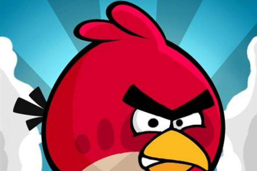 Mobile Gaming and Angry Birds