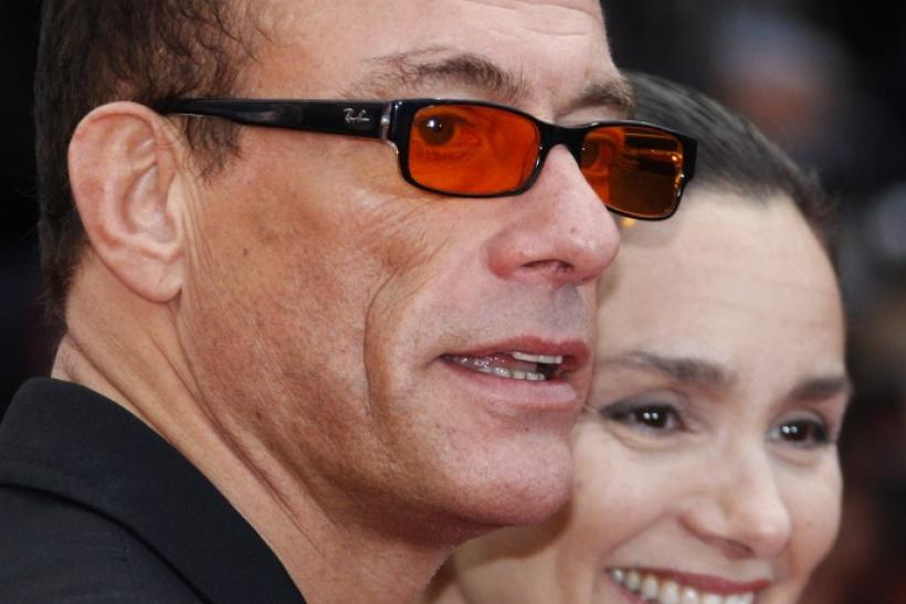 Jean-Claude Van Damme's Ex-Wife Surprised by Affair Admission