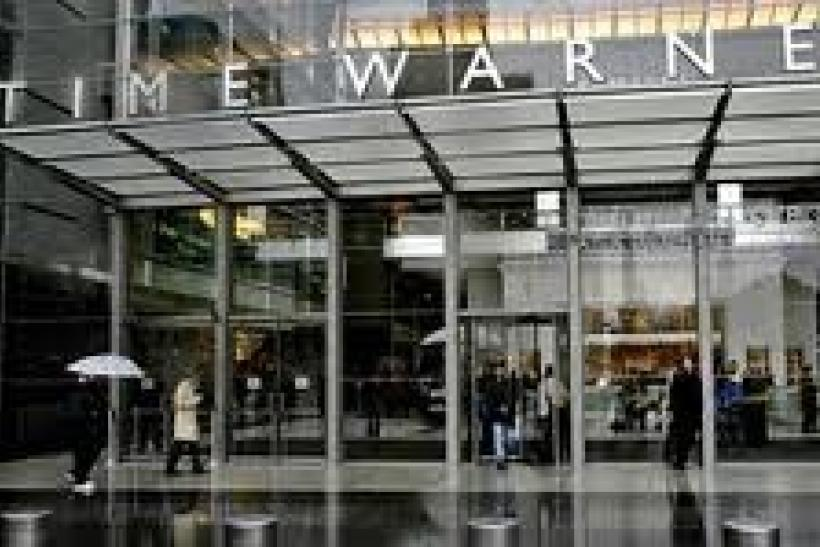Time Warner headquarters building
