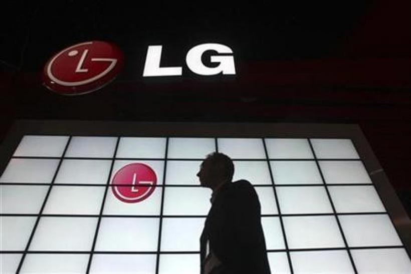 LG Elec to launch 8.9-inch tablet early 2011