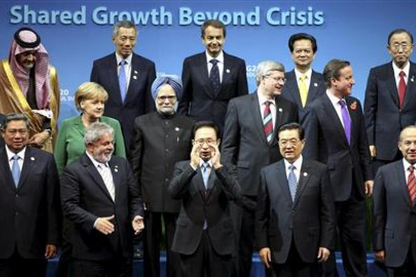 6. The G20 Summit