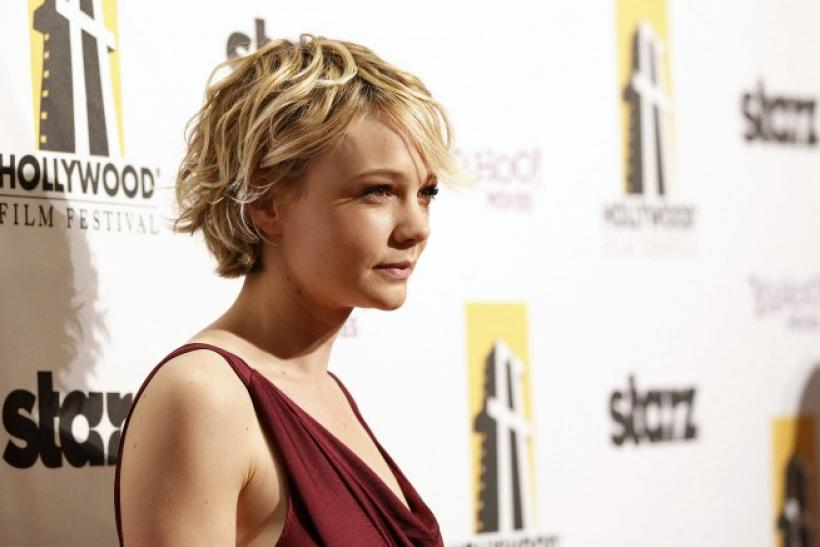 Carey Mulligan wins best dressed woman in Harper Bazaar poll