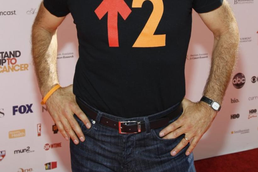 Television show host Dr. Oz poses at a television event in Culver City, California