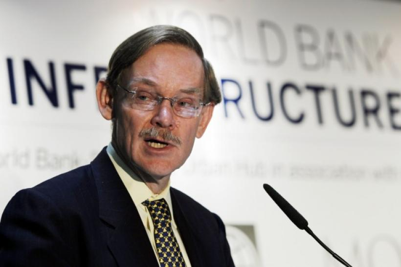 World Bank President Zoellick speaks at summit in Singapore