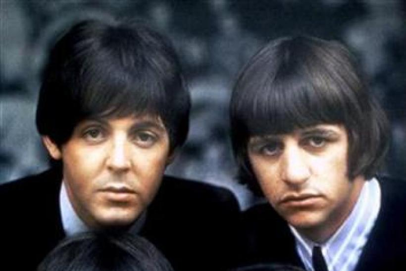 Apple announces Beatles on iTunes