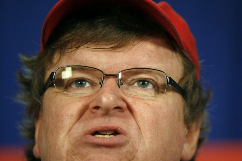 Michael Moore sues the Weinstein Brothers over Fahrenheit 9/11