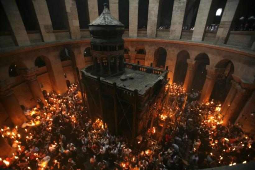Who Guards The Most Sacred Site In Christendom? Two Muslims