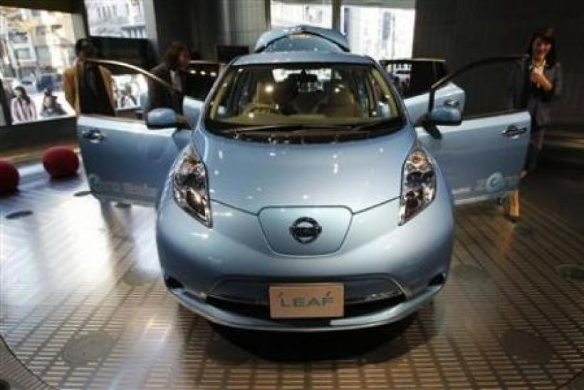Google Ventures invests to make efficient electric cars
