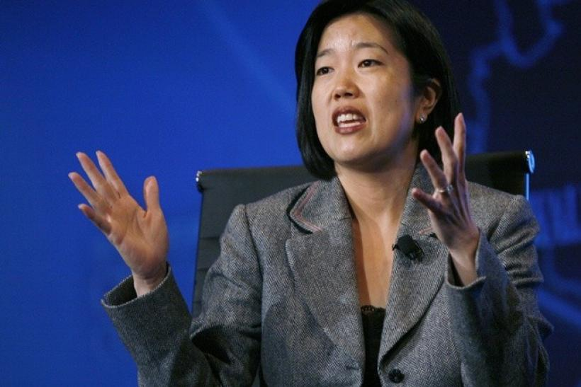 Michelle Rhee, former chancellor of the District of Columbia Public Schools
