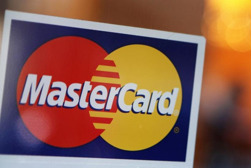 Hackers shut down MasterCard