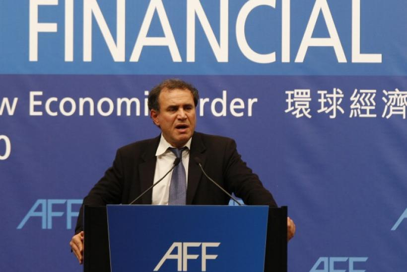 Nouriel Roubini, New York University Professor of Economics and co-founder and chairman of Roubini Global Economics.