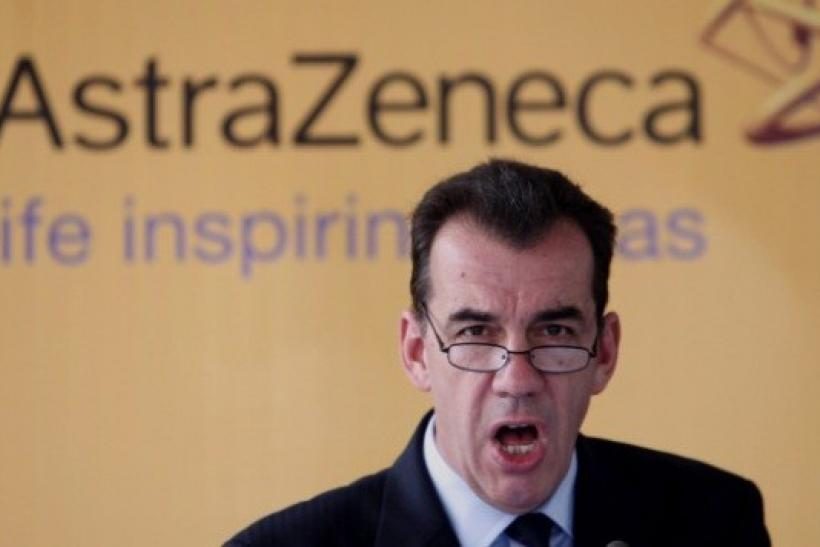 David Brennan, CEO of AstraZeneca Plc