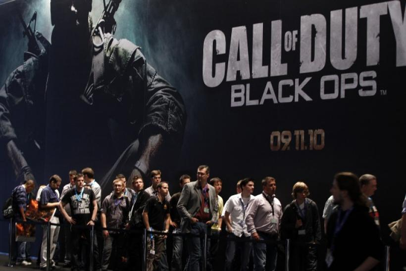 Call of Duty: Black Ops is the quickest video game ever to reach $1 billion in sales.