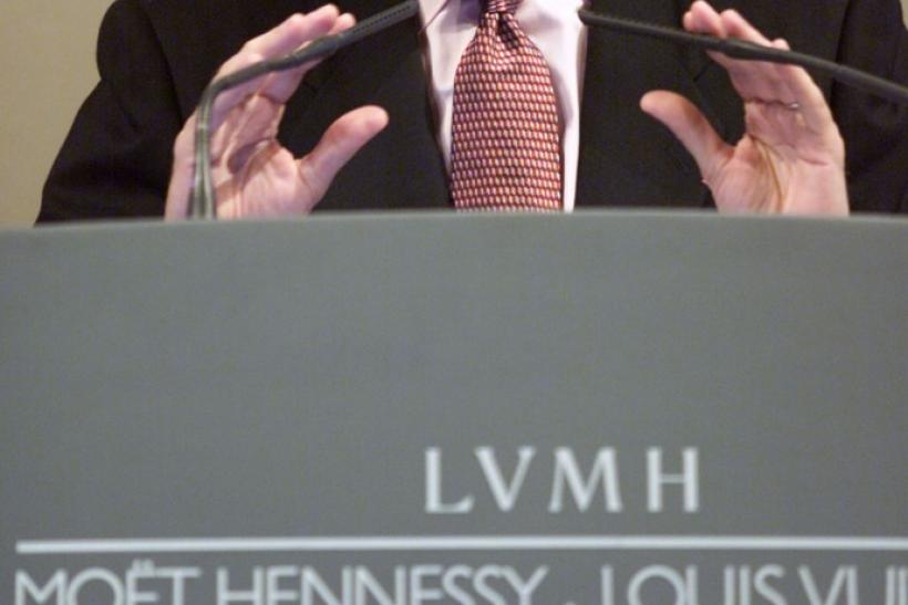 LVMH revenue soars 19% in 2010 as luxury sale bounces