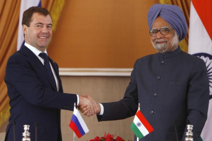 India, Russia further co-operation