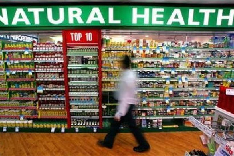 No to dietary supplements