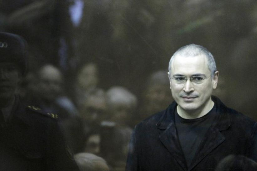 Russian oil tycoon Khodorkovsky found guilty