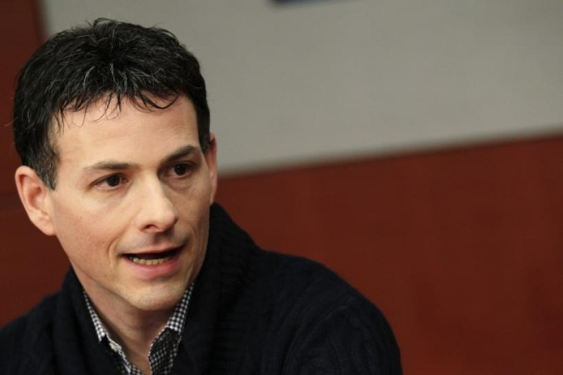 David Einhorn, president of Greenlight Capital, partial owner of New York Mets