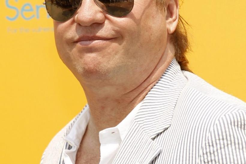Actor Val Kilmer arrives for the Veuve Clicquot Manhattan Polo Classic on Governor's Island in New York