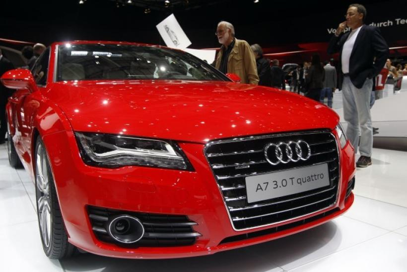 Audi to invest $15.3 bln to focus on future technologies