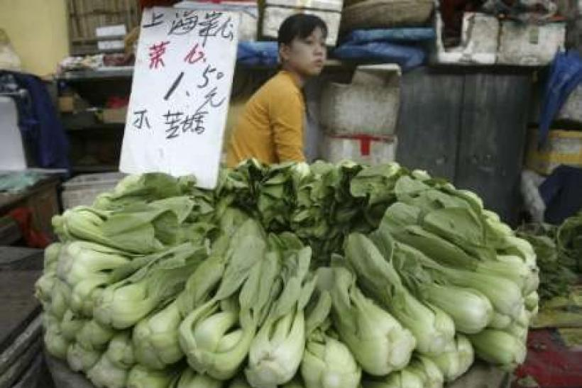 China's consumer price index (CPI) dipped to 4.6 percent in the last year,