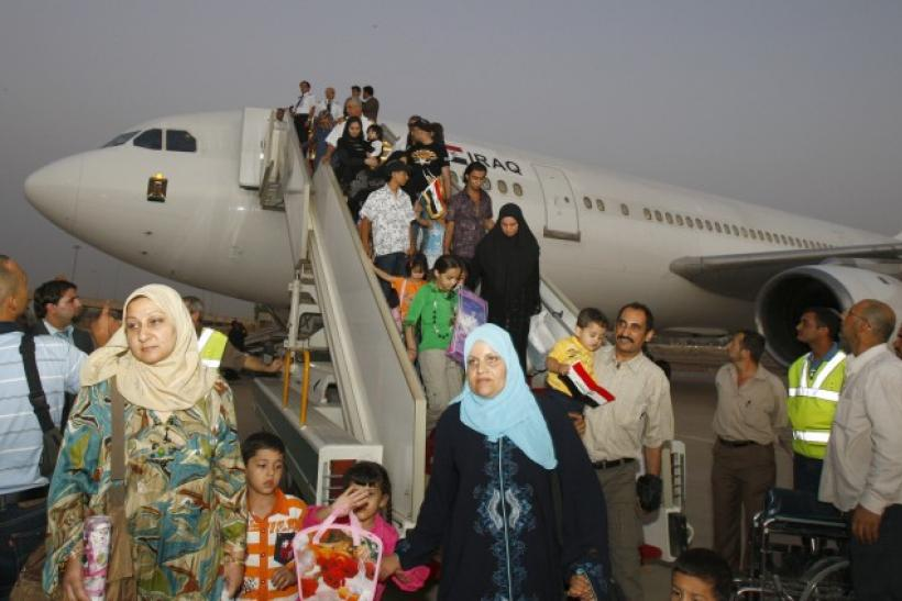 Growing chaos at Cairo Airport, tourists scramble to flee Egypt.